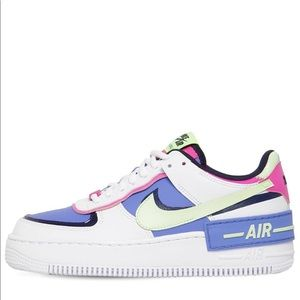 Nike Shoes - Air Force 1 shadow sapphire